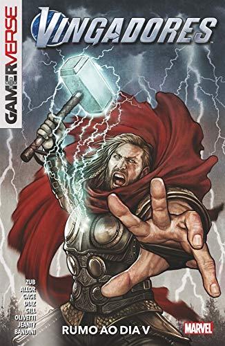 Vingadores. Gameverse Volume 1