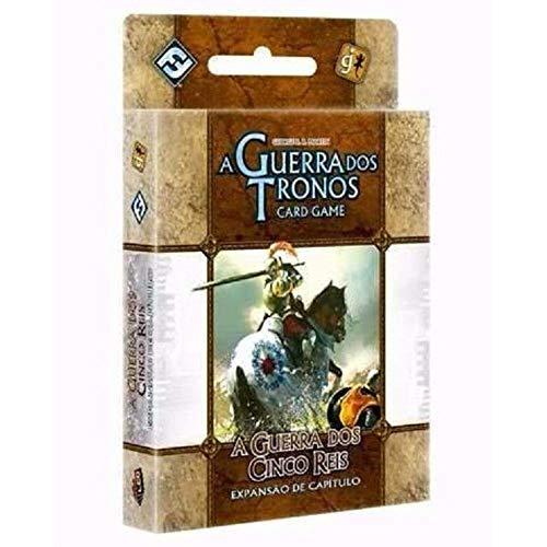 A GUERRA DOS TRONOS - CARD GAME - A GUERRA DOS CINCO REIS (EXP.)