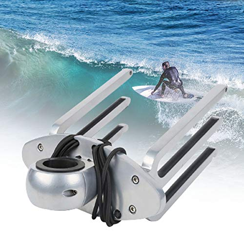 ZPCSAWA Soporte para Tablas de Wakeboard para Barcos, Wakeboard Tower Rack, Bate Kneeboard Wakeboard Combo Accesorio de Pulido
