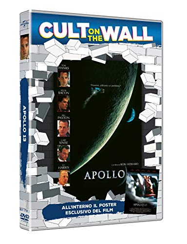 Apollo 13 (Cult On The Wall) (Dvd+Poster) [Italia]