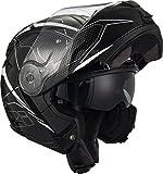 Zoom IMG-2 nzi cascos modulares sword black