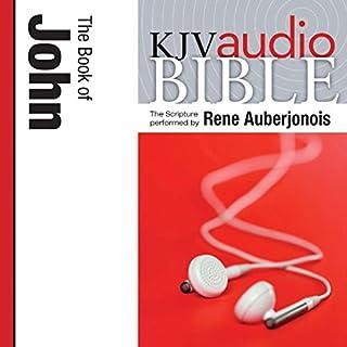 Pure Voice Audio Bible - King James Version, KJV: (30) John audiobook cover art