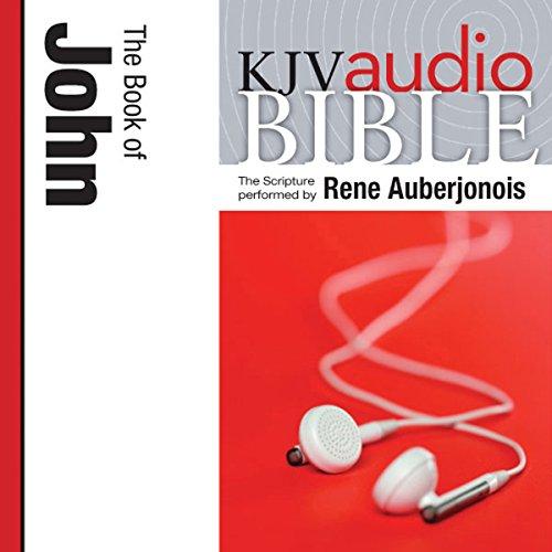 Pure Voice Audio Bible - King James Version, KJV: (30) John cover art