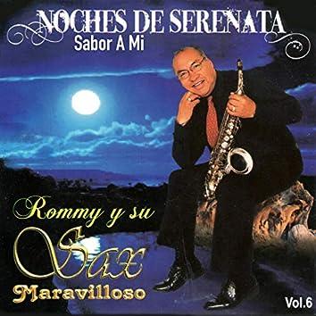 Sabor a Mi - Noches de Serenata, Vol. 6