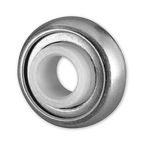 Mini-Kugellager, Ø 28 mm für Achsstift 10 mm, 100 % wartungsfrei, Ablagerung Achtkantwelle, Rolladen, von EVEROXX®