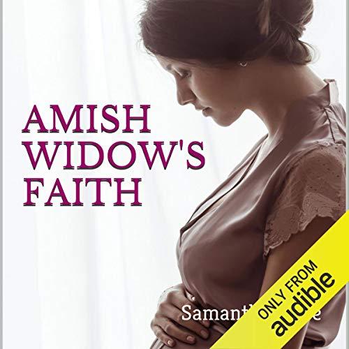 Amish Widow's Faith cover art