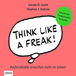 Think like a Freak Titelbild
