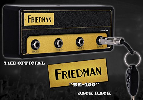 KSE Music Pluginz Jack Rack Friedman BE-100