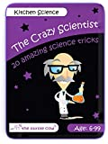 The Purple Cow The Crazy Scientist Tricks Card Set, Kitchen Science,...