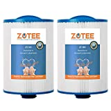 ZOTEE Spa Filter Cartridge Replaces Filbur FC-0359, PWW50P3, 6Ch-940,Waterway 817-0050, Plf6Ch-940 Hot TubFilter,2 Pack