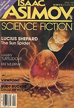 Paperback Isaac Asimov's Science Fiction April 1987 Book