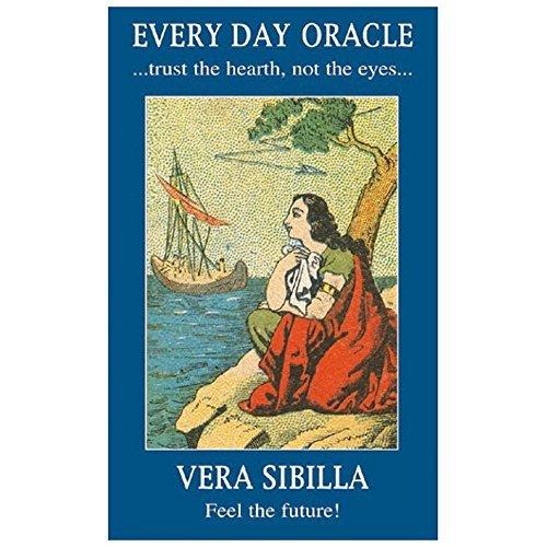 Every Day Oracle Cartas de Adivinación, Mazo de 52 Tarjetas con Instrucciones Multilingües