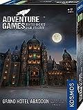 KOSMOS 693190 Adventure Games - Grand Hotel Abaddon. Entdeckt die Story, Kooperatives...