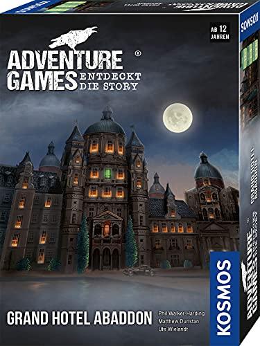 KOSMOS 693190 Adventure Games - Grand Hotel...