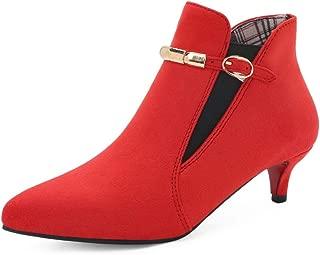 BalaMasa Womens ABS13890 Pu Boots