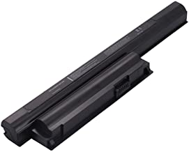 Tesurty New Replacement Battery for Sony VAIO SVE15126CXP SVE15126CXS SVE15126CXW SVE15127CA SVE15127CDS SVE15127CF SVE15127CV SVE15128CXS SVE151290S SVE151290X Laptop