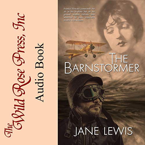 The Barnstormer audiobook cover art