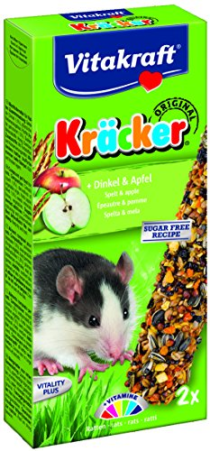 Vitakraft - 25140 - Baguette Corn + Fruits - Rats P/2