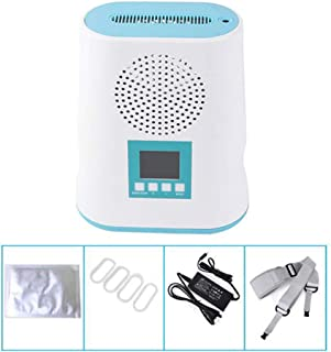 Zinnor Fat Freezer Freezing Body-Sculpting System Professional Freeze Shaping Slimming Fat Burner Machine with Belt Antifreeze Mask and Shaping Gel