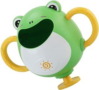 TOYANDONA Kids Floating Bath Toys Animal Frog Shape Water Spray Toy Bathtub Toy Sprinkler Shower Toys Swimming Pool Toys f...
