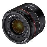 SAMYANG 単焦点標準レンズ AF 45mm F1.8 FE ソニーαE用 フルサイズ対応 ブラック 885922