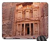 Mouse Pads - Petra Jordan Indiana Jones Movie Landmark Ancient