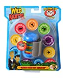 Wild Kratts Toys Creature Power Disc Holder Set with 20 Discs - Martin Kratt