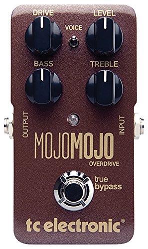 TC Electronic MojoMojo Overdrive Pedal Gitarren Effektgerät