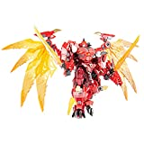 YCCCC Transformer Toys Beast War Flame Dragon Megatron Deluxe Classe Action Figure - Ages 6 and Up, 5.9-inch