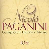 Paganini: Complete Chamber Music by Nicolo Paganini
