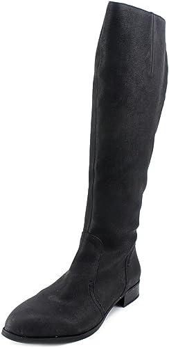Nine West Femmes Nicolah Bottes Couleur Noir noir Lel Taille 35.5 EU   5 Us
