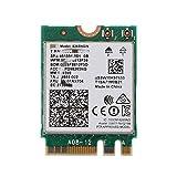 Wireless NIC 2.4GHz 5GHz AC 8265 Dual Band WiFi Bluetooth 4.2 M.2 MU-MIMO 8265NGW 802.11AC NGFF Network Card Adapter Support Linux Windows 10/8.1/8/7 Ubuntu 16.04 Jetson Nano for ASRock DeskMini