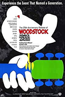 Woodstock-Authentic Original-27x40-rolled-Movie-poster