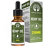 Hemp Oil Extract (250mg) - for Pain...