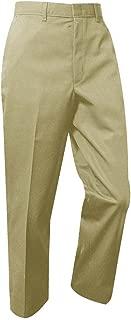 A+ Boys School Uniform Flat Front Pants