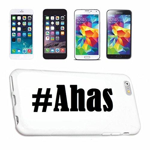 Reifen-Markt Handyhülle kompatibel für Huawei P9 Hashtag #Ahas im Social Network Design Hardcase Schutzhülle Handy Cover Smart Cover