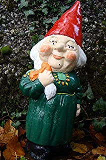 GARDEN GNOME LADY JANE WISE