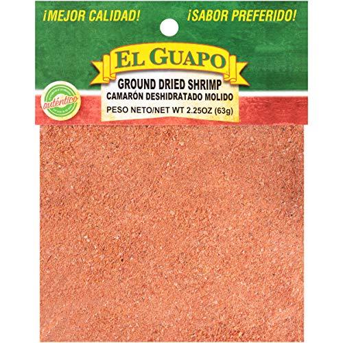 El Guapo, Ground Shrimp Seasoning, 2.25 oz