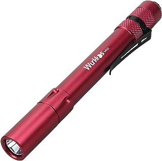 Wurkkos Pocket Pen Light Flashlight,EDC 300 Lumens LED Penlight Small, Mini, Stylus PenLight with Clip Perfect Flashlights...