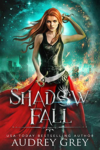 Book Cover for Shadow Fall