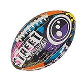 OPTIMUM Street, Pallone da Football Americano Uomo, Multicolore, Mini