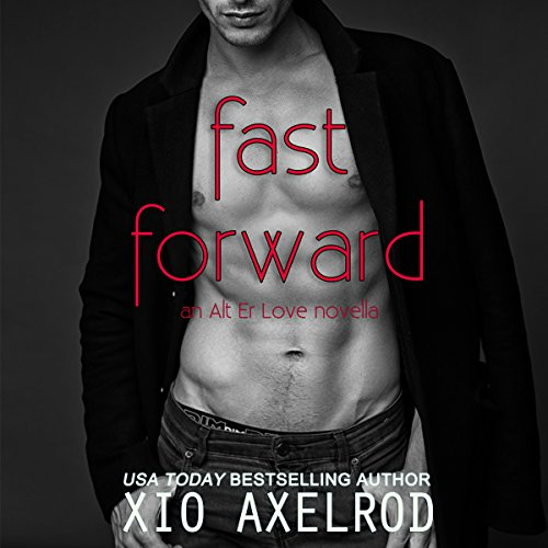 Fast Forward audiobook cover art