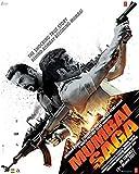 Mumbai Saga - Poster cm. 30 x 40