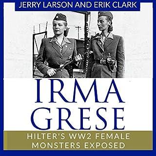 Irma Grese audiobook cover art