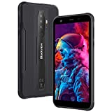 Moviles Resistente Outdoor 4G, Blackview BV6300 Android 10 Impermeable Smartphone, 32GB+3GB, SD 128GB, 5.7'' 11,6 mm Ultrafino, 13MP+8MP, IP68/IP69 Móvil Libre Antigolpes, Dual SIM/GPS/NFC/Face ID