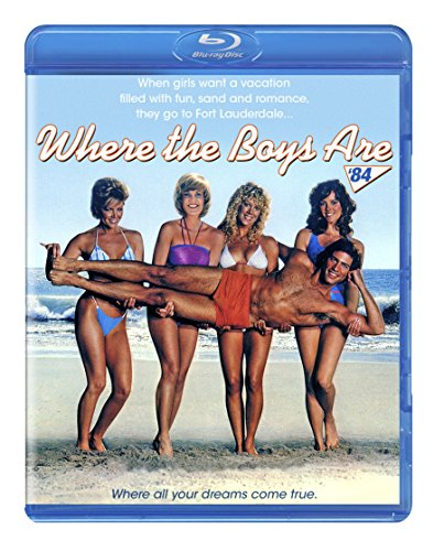 Where the Boys Are '84 (Limited Edition) [Blu-ray]