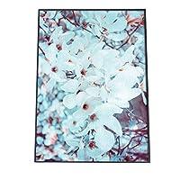 FASHION POSTER(ファッションポスター) B1(約73cm×100cm) ポスター(マット) ポスターのみ サクラ 桜 花 フラワー 絵画 植物 ボタニカル グリーン(fg-poster-540-b1B1matt)