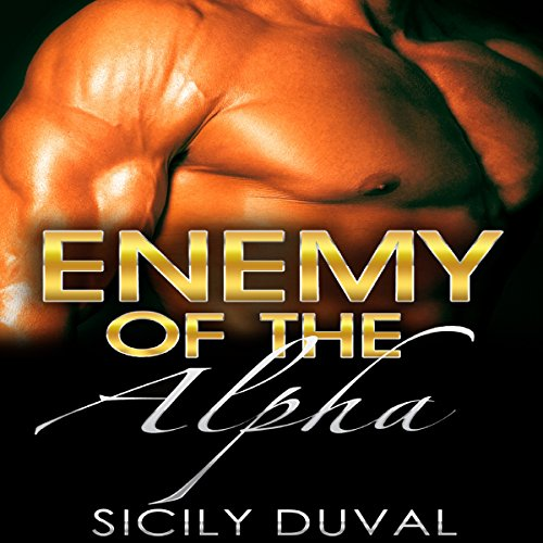 Enemy of the Alpha audiobook cover art
