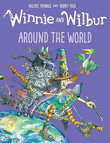 Winnie and Wilbur: Around the World (Winnie & Wilbur)