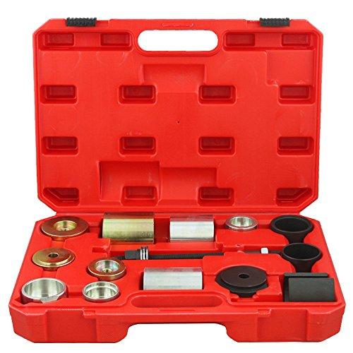 Hengda® Silentlager Werkzeug Set Buchsen Tonnenlager Kugelgelenk Lager Kfz BMW E36 / 46,E60 / 61,E31, E90 / 91